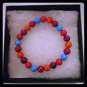 Jewelry - Bright Mountain Jade Stone Bracelet